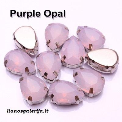 rozinis opalas