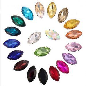pailgos formos kristalai